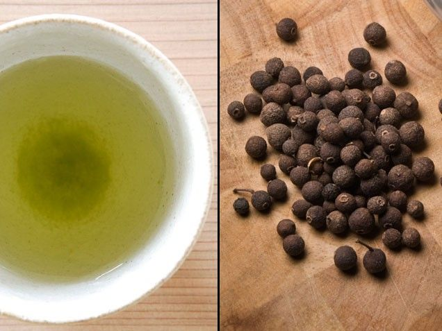 Green Tea + Black Pepper = A Whittled Waistline | Stay-Well Strategy: Studies say as little as a half-teaspoon of black pepper can increase the absorption of tea's beneficial compounds, so brew a cup of tea to sip, then take out your mill and get grinding! | From: ivillage.com
