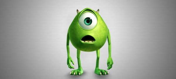 Check out Mike Wazowski - Mosters, Inc from 15 Best Pixar Characters