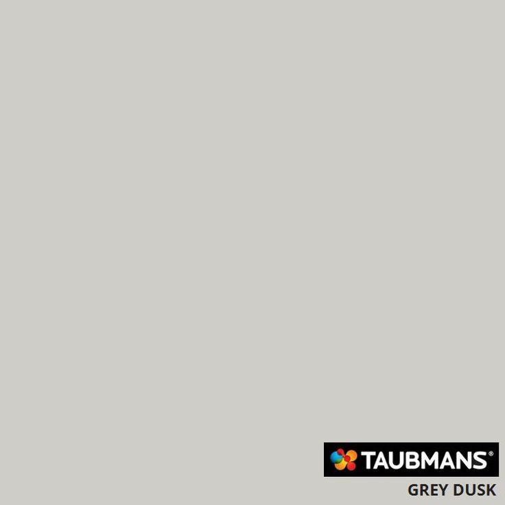#Taubmanscolour #greydusk
