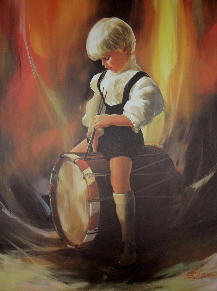 Donald Zolan - Drummer Boy (765×1023)