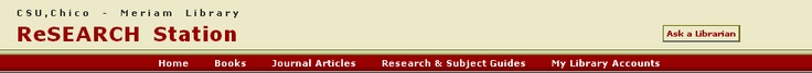 Internet sources - Citing Sources -- APA - Research & Subject Guides at CSU, Chico