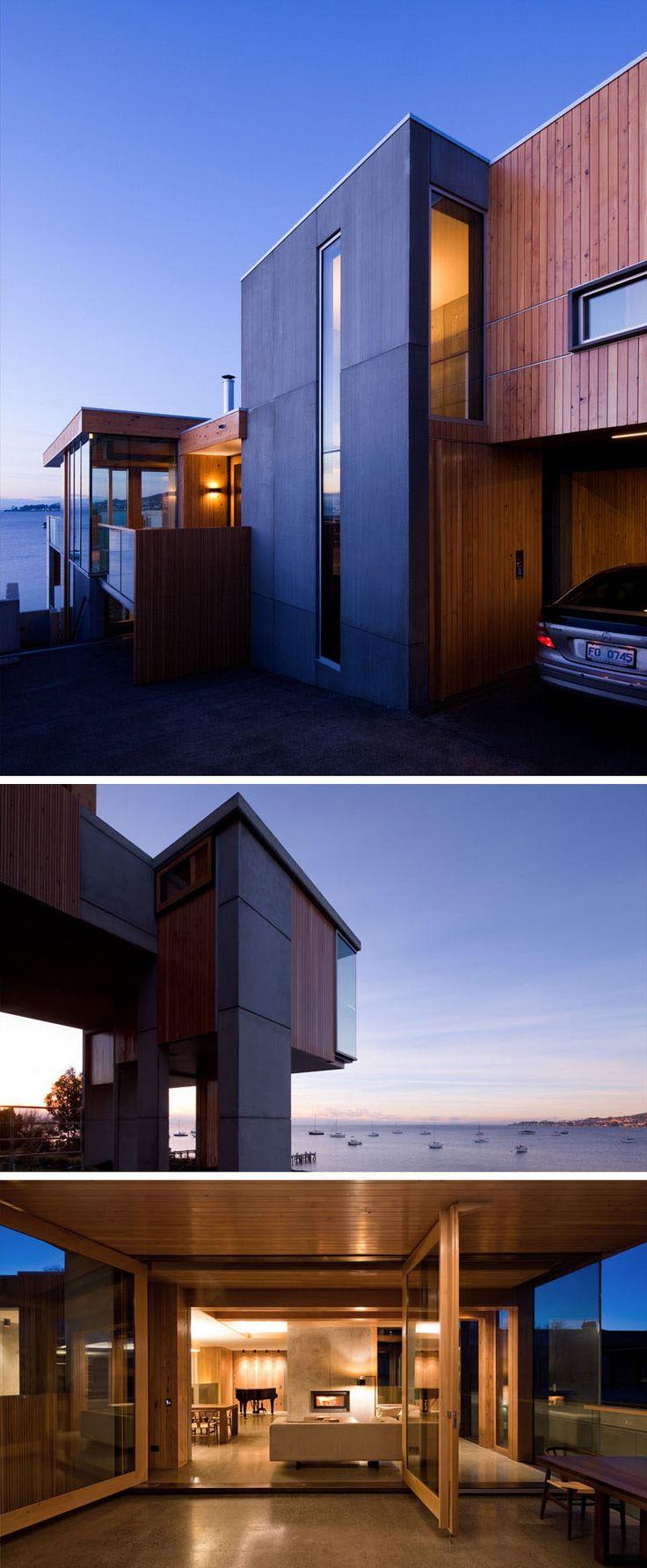 Modern Residential House Bungalow Exterior By Sagar: Best 25+ Modern Residential Architecture Ideas On Pinterest