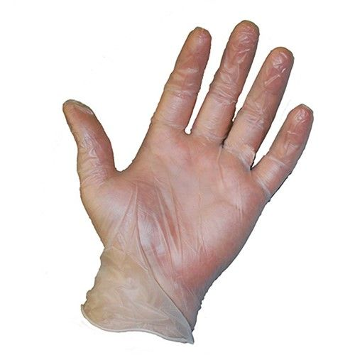 Powder Free Vinyl Gloves X Large Disposable Gloves Kitchen Accessories Decor Kitchen Accessories Storage