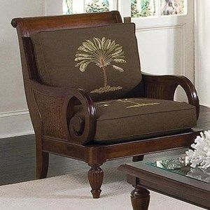 Braxton Culler Grand View Exposed Wood Chair