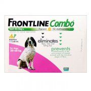 Frontline Combo Spot On For Dogs (Prescription Required)