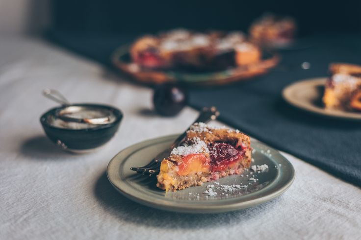 Zwetschgenkuchen Bavarian Plum Cake Recipe