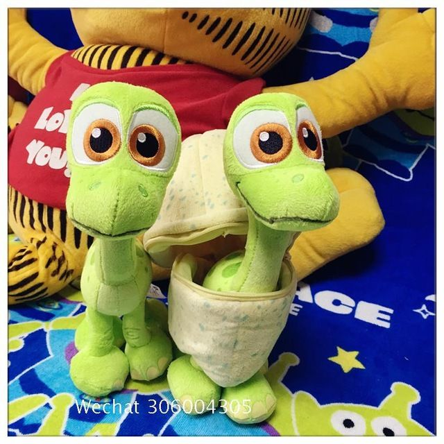 Candice guo plush toy stuffed doll funny The Good Dinosaur Arlo in egg mini cute model children birthday gift christmas present