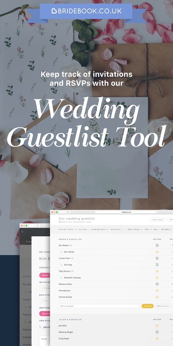 best images about wedding planning and ideas sign up to bridebook for and start keeping track of all of your rsvps