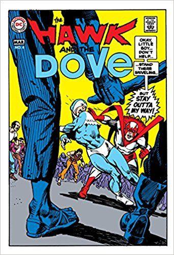 Hawk And Dove Dc Comics PDF, Epub Ebook