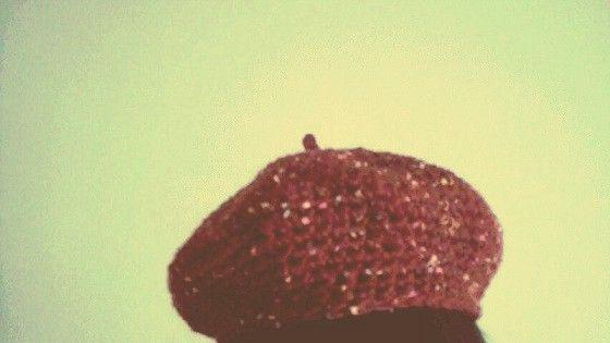 かぎ編みベレー帽の作り方|編み物|編み物・手芸・ソーイング|ハンドメイドカテゴリ|アトリエ