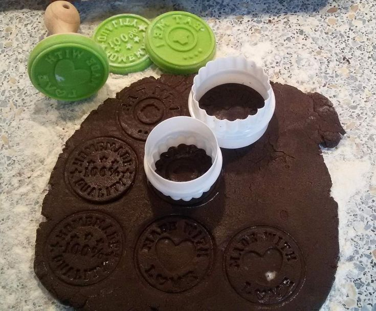 Stempel Kekse (verschiedene Variationen)