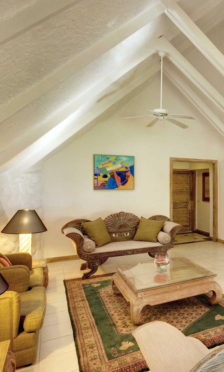 Unique design at La Pirogue hotel, Mauritius / Ile Maurice