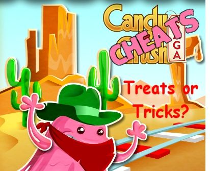 Candy Crush Cheats: Treats or Tricks? Do you know the critical steps to keep your identity safe when playing Candy Crush?