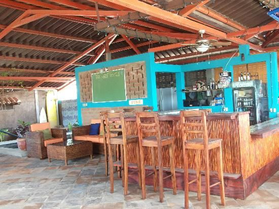 The Lazy Turtle Restaurante & Hotelito @ Las Penitas Nicaragua