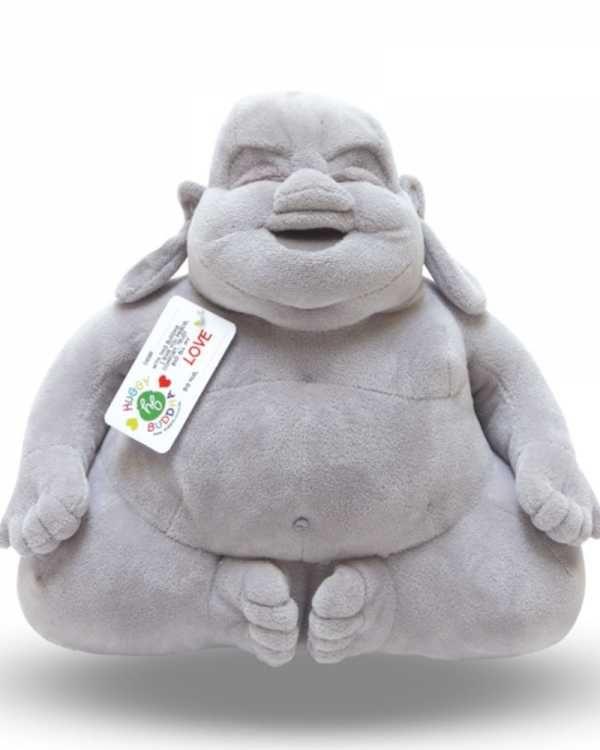 Boeddha met hoge aaibaarheidsfactor - Spotted by Milledoni