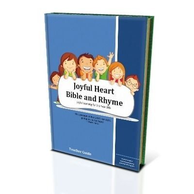 joyful heart bible and rhyme from joyful heart learning on teachersnotebookcom 962 - Learning Pages For 5 Year Olds
