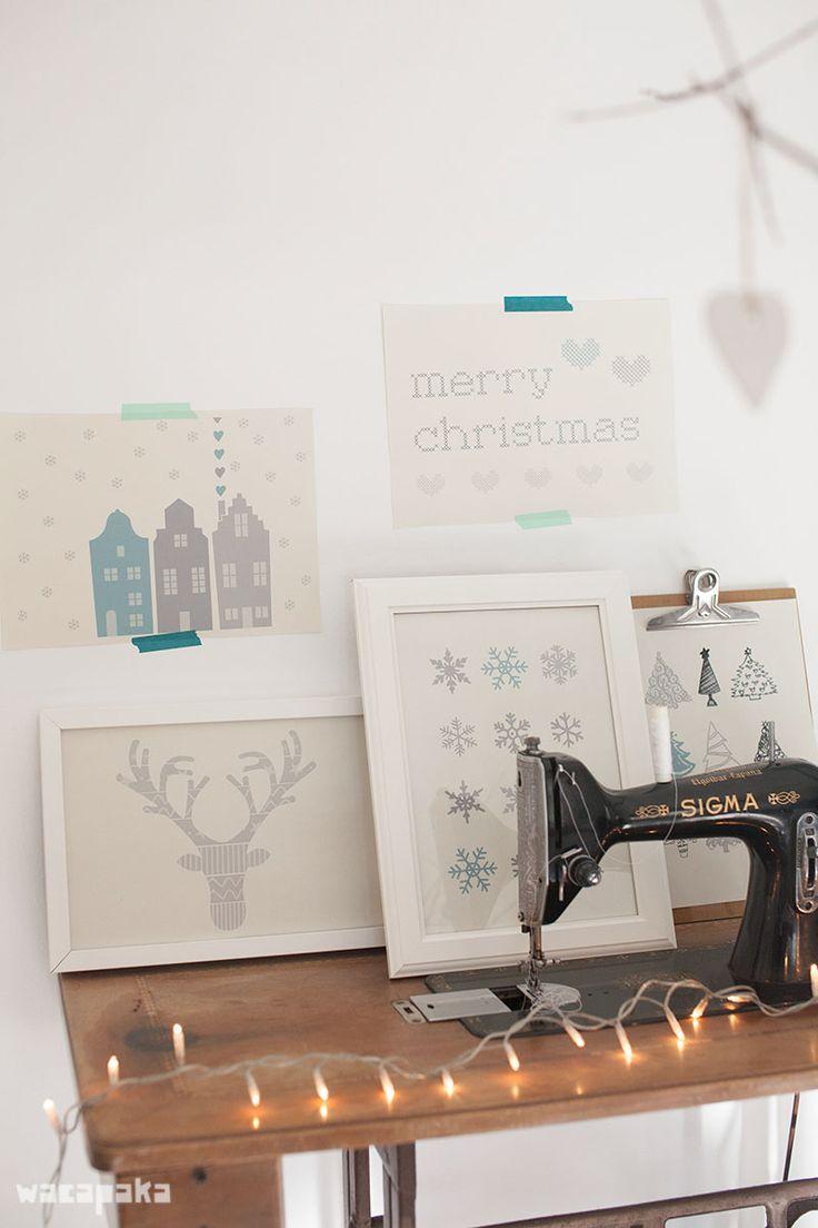 lminas decorativas navideas