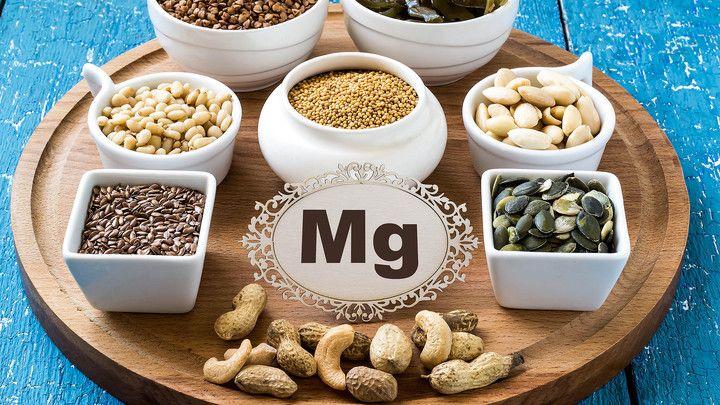Magnesiummangel mit der richtigen Ernährung beheben