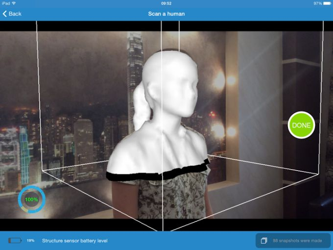 An iPad App To Make All Your Selfies Go 3D
