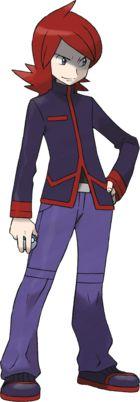 Pokemon trainer Silver