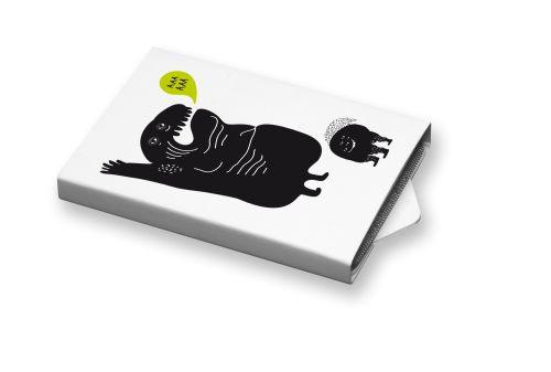 Příšerky #ilustration #ilustrace #ChewingGums #žvýkačky #CharityGums #polanski