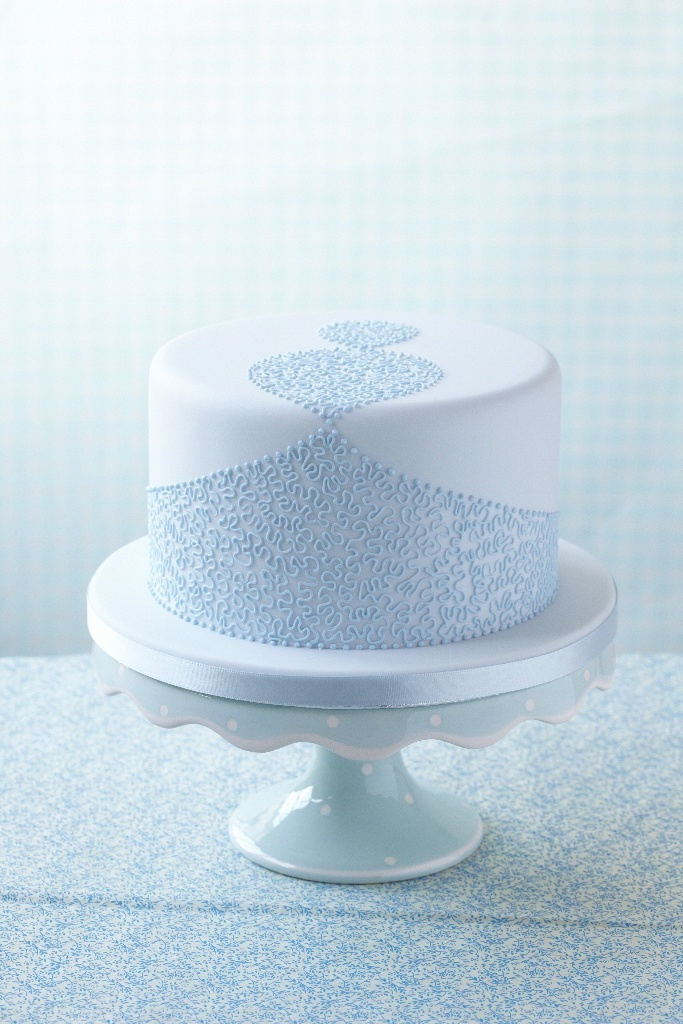 Cake Decorating Cornelli Lace : 32 best images about Cornelli lace cake cutie on Pinterest ...
