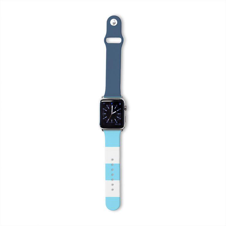 "Apple Watch Band Strap - Trebam ""Nauticki Blue"" - Kess inHouse by KessInHouse on Etsy https://www.etsy.com/listing/238938627/apple-watch-band-strap-trebam-nauticki"