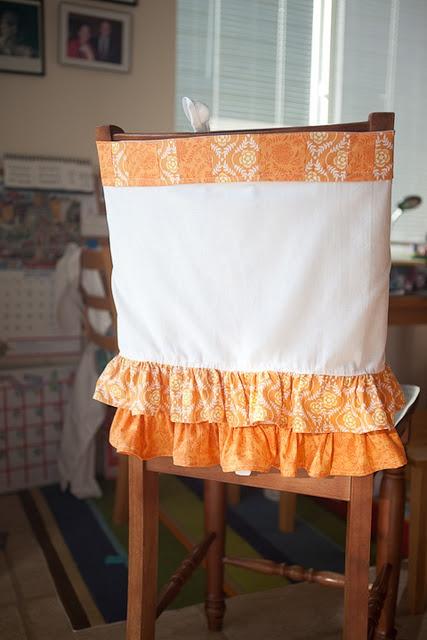 Designed by Joscie using Samantha WalkerDecadence fabrics for Riley Blake: Chair