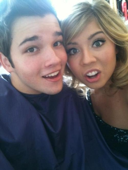Jennette Mccurdy And Nathan Kress: #iCarly #NathanKress #JennetteMcCurdy