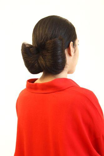 DIY A Chic Hair Bow That Even Gaga Would Envy