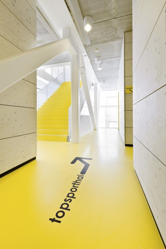 Floor #Wayfinding Environmental Graphics