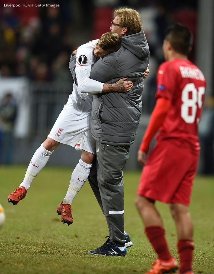 RUB photo - Liverpool FC