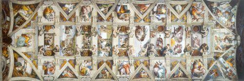 Sistine Chapel...Ceiling