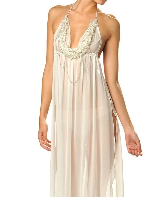 47 best images about bridal nighties on pinterest for Lingerie for wedding dress