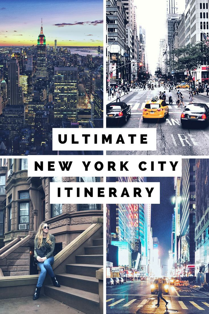 New York City Itinerary for Repeat Visitors ~ World On A Whim
