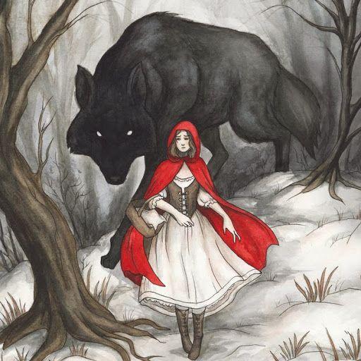 Caperucita Roja, Los Tres Cerditos y El Lobo - YouTube