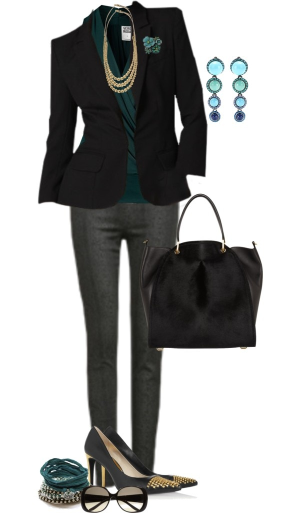 """Untitled #1537"" by lisa-holt on Polyvore"