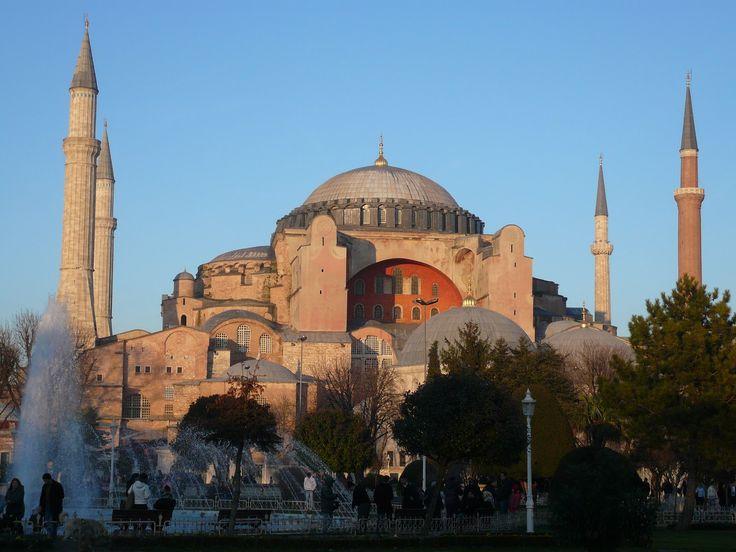 HISTORIA DEL ARTE: Arquitectura paleocristiana: la basílica