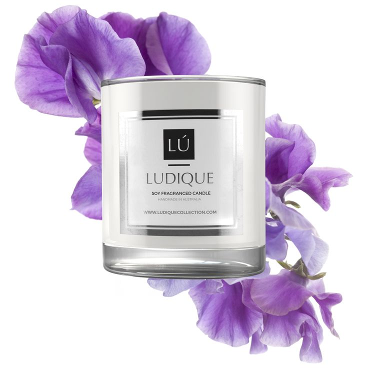 LUDIQUE MAISON SWEET PEA AND VANILLA   Relax your senses after a long day with this delicate refreshing scent. The combination of suave floral aromas and sweet creamy scents is ideal to help you relax and restore your inner calm. Consists of soothing top notes such as peach nectar, sweet pea and honeydew as well as invigorating accents of peach nectar, red currant, jasmine and cyclamen.