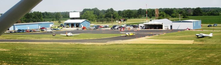 Randolph County Airport in Winchester, IN
