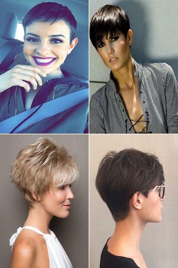 Easy Short Hairstyles In Short Hair Short Women S Haircuts 2016 In 2020 Short Hair Styles Womens Hairstyles Womens Haircuts