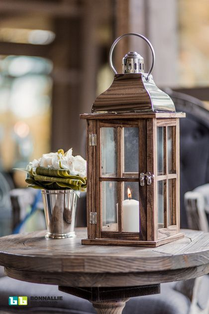 New Cottage Lanterns available at Joe's Prop House. Event Planner: Zeina Issa Event Planning and Design /// Photo credit: Bonnallie Brodeur Photography /// Rentals & Decor: Joe's Prop House www.joesprophouse.com