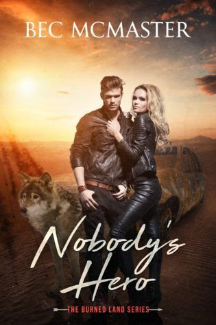 Nobody's Hero by Bec McMaster. I was appalled at times, captivated almost every moment, and kept in suspense. The Genre Minx Book Reviews.
