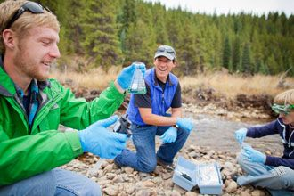 The Natural Resource Managament program at CMC Leadville is a hands on and engaging environmental education in the heart of the Rockies