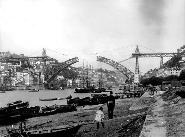Ponte D. Luís 1883