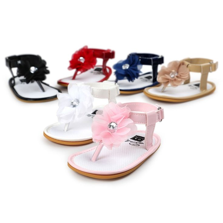 Awesome 2017 Newest Fashion Summer Cute Baby Girls Spell Color Sandals Toddlers Kids Shoes Kids Toddler Sandals - $17.97 - Buy it Now!