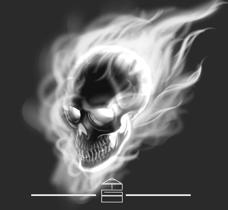 Ghost Rider by AnibalFG.deviantart.com on @DeviantArt