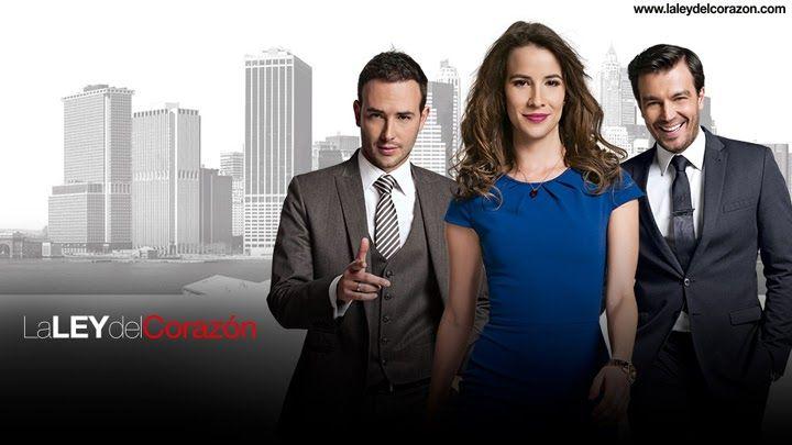 La ley del corazón es una telenovela colombiana producida por RCN Televisión en 2016, original de la fallecida escritora Mónica Agudelo T...