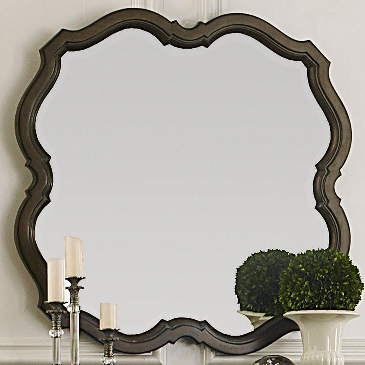 Cotswold  Decorative Mirror by Liberty Furniture
