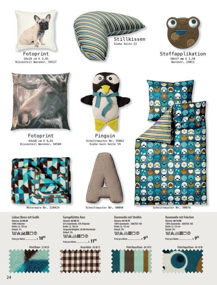 42 best stoff stil images on pinterest fabrics catalog and craft. Black Bedroom Furniture Sets. Home Design Ideas